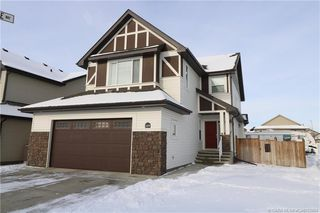 Photo 1: 289 Thompson Crescent in Red Deer: RR Timberstone Residential for sale : MLS®# CA0183464