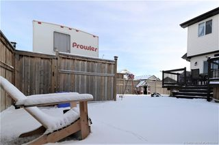 Photo 29: 289 Thompson Crescent in Red Deer: RR Timberstone Residential for sale : MLS®# CA0183464