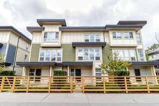 "Main Photo: 83 19477 72A Avenue in Surrey: Clayton Townhouse for sale in ""SUN 72"" (Cloverdale)  : MLS®# R2438894"
