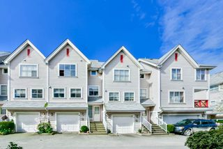 "Photo 1: 16 2450 HAWTHORNE Avenue in Port Coquitlam: Central Pt Coquitlam Townhouse for sale in ""COUNTRY PARK ESTATES"" : MLS®# R2470546"