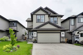 Main Photo: 341 STILL CREEK Crescent: Sherwood Park House for sale : MLS®# E4204631