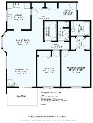 Photo 29: 405 11020 19 Avenue in Edmonton: Zone 16 Condo for sale : MLS®# E4207443