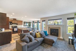 Photo 10: 71 SILVERADO RANGE Heights SW in Calgary: Silverado Semi Detached for sale : MLS®# A1030732