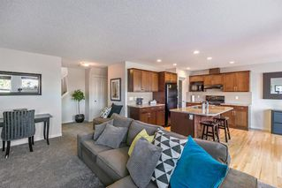 Photo 11: 71 SILVERADO RANGE Heights SW in Calgary: Silverado Semi Detached for sale : MLS®# A1030732