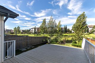 Photo 4: 71 SILVERADO RANGE Heights SW in Calgary: Silverado Semi Detached for sale : MLS®# A1030732