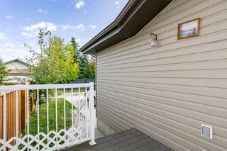 Photo 38: 1517 RUTHERFORD Road in Edmonton: Zone 55 Attached Home for sale : MLS®# E4214808