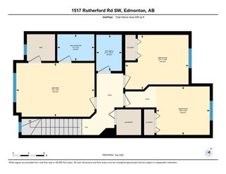 Photo 45: 1517 RUTHERFORD Road in Edmonton: Zone 55 Attached Home for sale : MLS®# E4214808