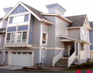 "Photo 1: 65 16388 85TH AV in Surrey: Fleetwood Tynehead Townhouse for sale in ""CAMELOT"" : MLS®# F2603581"