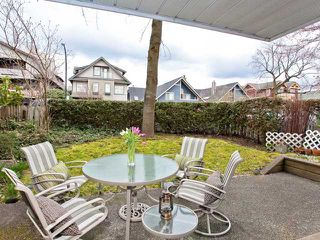 """Photo 3: 106 876 W 14TH Avenue in Vancouver: Fairview VW Condo for sale in """"WINDGATE LAUREL"""" (Vancouver West)  : MLS®# V878341"""