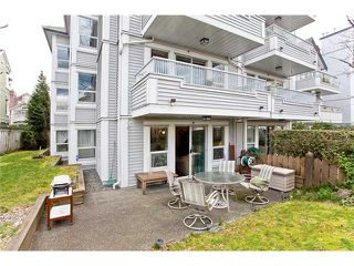 """Photo 2: 106 876 W 14TH Avenue in Vancouver: Fairview VW Condo for sale in """"WINDGATE LAUREL"""" (Vancouver West)  : MLS®# V878341"""