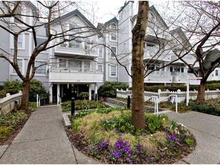 """Photo 1: 106 876 W 14TH Avenue in Vancouver: Fairview VW Condo for sale in """"WINDGATE LAUREL"""" (Vancouver West)  : MLS®# V878341"""
