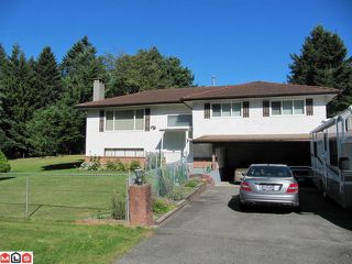 Photo 1: 9662 161A Street in Surrey: Fleetwood Tynehead House for sale : MLS®# F1121353