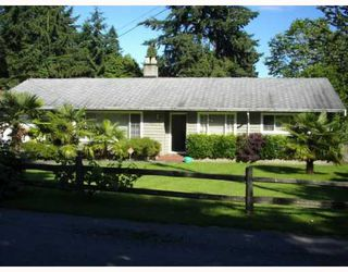 Main Photo: 1828 Belle Isle Place in North Vancouver: Pemberton House  : MLS®# V800985