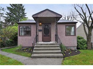 Photo 1: 1104 NANAIMO Street in New Westminster: Moody Park House for sale : MLS®# V1002969
