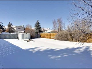 Photo 19: 57 Woodmark Crescent SW in CALGARY: Woodbine Residential Detached Single Family for sale (Calgary)  : MLS®# C3602089