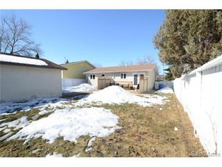 Photo 42: 134 FUHRMANN Crescent in Regina: Walsh Acres Single Family Dwelling for sale (Regina Area 01)  : MLS®# 493451