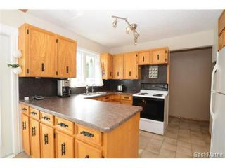 Photo 14: 134 FUHRMANN Crescent in Regina: Walsh Acres Single Family Dwelling for sale (Regina Area 01)  : MLS®# 493451