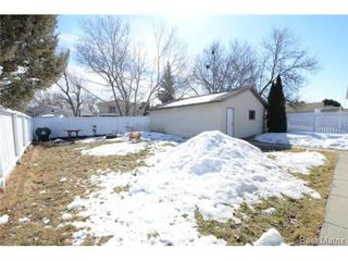 Photo 40: 134 FUHRMANN Crescent in Regina: Walsh Acres Single Family Dwelling for sale (Regina Area 01)  : MLS®# 493451