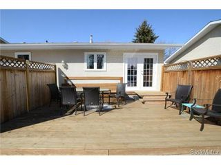 Photo 45: 134 FUHRMANN Crescent in Regina: Walsh Acres Single Family Dwelling for sale (Regina Area 01)  : MLS®# 493451