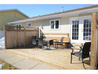 Photo 44: 134 FUHRMANN Crescent in Regina: Walsh Acres Single Family Dwelling for sale (Regina Area 01)  : MLS®# 493451