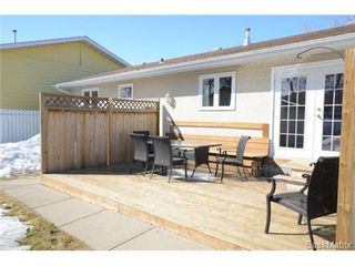 Photo 43: 134 FUHRMANN Crescent in Regina: Walsh Acres Single Family Dwelling for sale (Regina Area 01)  : MLS®# 493451