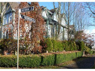 "Photo 17: PH1 1915 E GEORGIA Street in Vancouver: Hastings Condo for sale in ""GEORGIA GARDENS"" (Vancouver East)  : MLS®# V1066944"