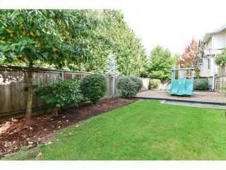 "Photo 19: 60 6533 121ST Street in Surrey: West Newton Townhouse for sale in ""STONEBRAIR"" : MLS®# F1422677"
