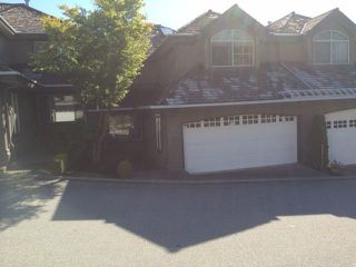 "Photo 2: 32A 2990 PANORAMA Drive in Coquitlam: Westwood Plateau Townhouse for sale in ""Westbrook"" : MLS®# V1087987"