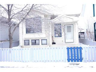 Main Photo: 956 ERIN WOODS Drive SE in Calgary: Erinwoods Residential Detached Single Family for sale : MLS®# C3647300