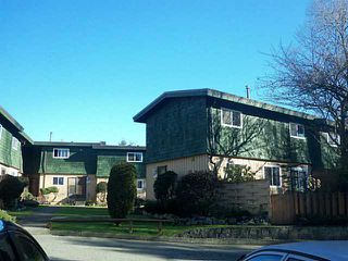 "Photo 1: 7472 13TH Avenue in Burnaby: Edmonds BE Townhouse for sale in ""THE POPLARS"" (Burnaby East)  : MLS®# V1101986"