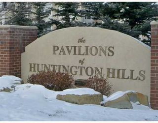 Photo 2: 108 6900 HUNTERVIEW Drive NW in Calgary: Huntington Hills Condo for sale : MLS®# C3366004