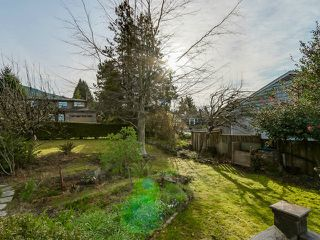 Photo 11: 925 HANDSWORTH Road in North Vancouver: Forest Hills NV House for sale : MLS®# V1110371