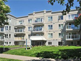 Photo 1: 303 2647 Graham St in VICTORIA: Vi Hillside Condo Apartment for sale (Victoria)  : MLS®# 698000