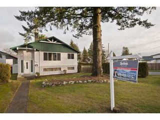 Photo 1: 1457 PITT RIVER Road in Port Coquitlam: Lower Mary Hill Home for sale ()  : MLS®# V864780