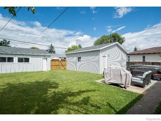 Photo 19: 310 Moray Street in WINNIPEG: St James Residential for sale (West Winnipeg)  : MLS®# 1519921