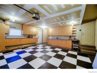 Photo 19: 103 Redview Drive in WINNIPEG: St Vital Residential for sale (South East Winnipeg)  : MLS®# 1526600
