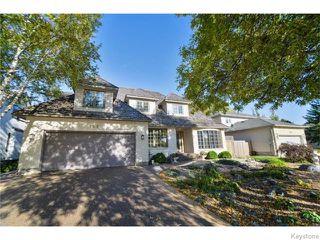 Photo 1: 103 Redview Drive in WINNIPEG: St Vital Residential for sale (South East Winnipeg)  : MLS®# 1526600
