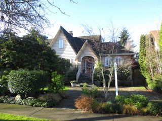 Photo 1: 6891 CYPRESS Street in Vancouver: Kerrisdale House for sale (Vancouver West)  : MLS®# R2020497