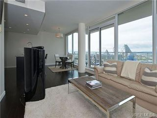 Photo 7: 1405 707 Courtney Street in VICTORIA: Vi Downtown Condo Apartment for sale (Victoria)  : MLS®# 359133