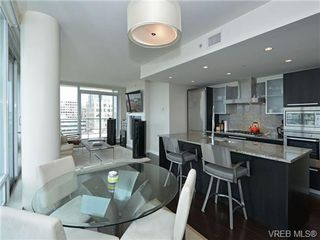 Photo 2: 1405 707 Courtney Street in VICTORIA: Vi Downtown Condo Apartment for sale (Victoria)  : MLS®# 359133