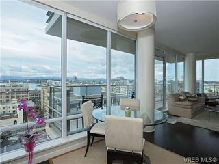 Photo 1: 1405 707 Courtney Street in VICTORIA: Vi Downtown Condo Apartment for sale (Victoria)  : MLS®# 359133