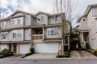 "Photo 1: 5 14959 58 Avenue in Surrey: Sullivan Station Townhouse for sale in ""Skylands"" : MLS®# R2037215"