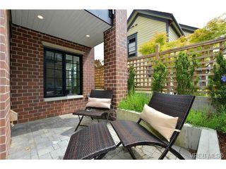 Photo 7: 104 1011 Burdett Ave in VICTORIA: Vi Downtown Condo for sale (Victoria)  : MLS®# 734174