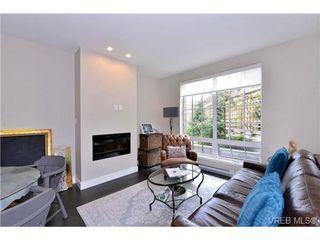 Photo 11: 104 1011 Burdett Ave in VICTORIA: Vi Downtown Condo for sale (Victoria)  : MLS®# 734174
