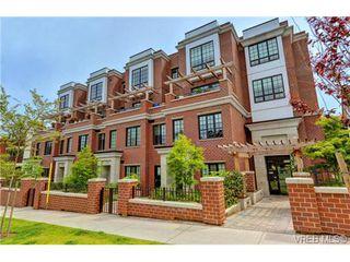 Photo 20: 104 1011 Burdett Ave in VICTORIA: Vi Downtown Condo for sale (Victoria)  : MLS®# 734174