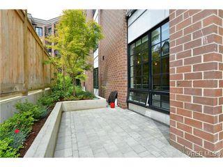 Photo 8: 104 1011 Burdett Ave in VICTORIA: Vi Downtown Condo for sale (Victoria)  : MLS®# 734174