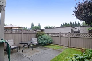 "Photo 18: 3336 VINCENT Street in Port Coquitlam: Glenwood PQ Townhouse for sale in ""Burkview"" : MLS®# R2110578"