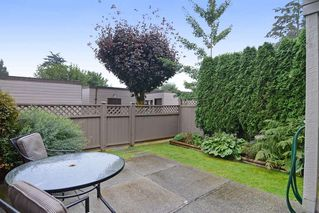 "Photo 37: 3336 VINCENT Street in Port Coquitlam: Glenwood PQ Townhouse for sale in ""Burkview"" : MLS®# R2110578"