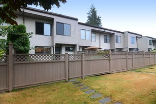 "Photo 20: 3336 VINCENT Street in Port Coquitlam: Glenwood PQ Townhouse for sale in ""Burkview"" : MLS®# R2110578"