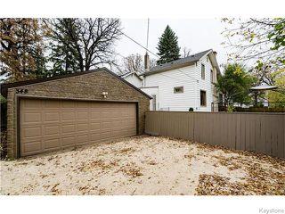 Photo 6: 348 Mandeville Street in Winnipeg: Deer Lodge Residential for sale (5E)  : MLS®# 1626213